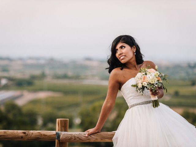 La boda de Abel y Adriana en Juneda, Lleida 61