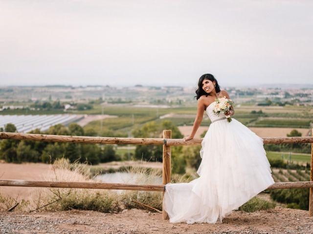 La boda de Abel y Adriana en Juneda, Lleida 62