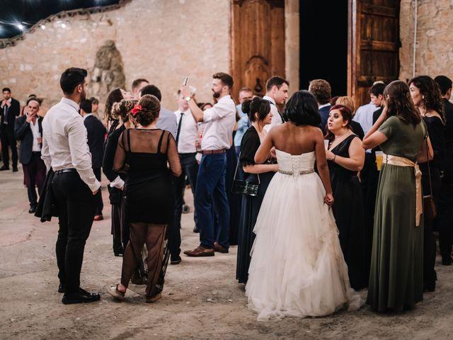 La boda de Abel y Adriana en Juneda, Lleida 73