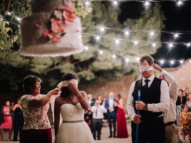 La boda de Abel y Adriana en Juneda, Lleida 77