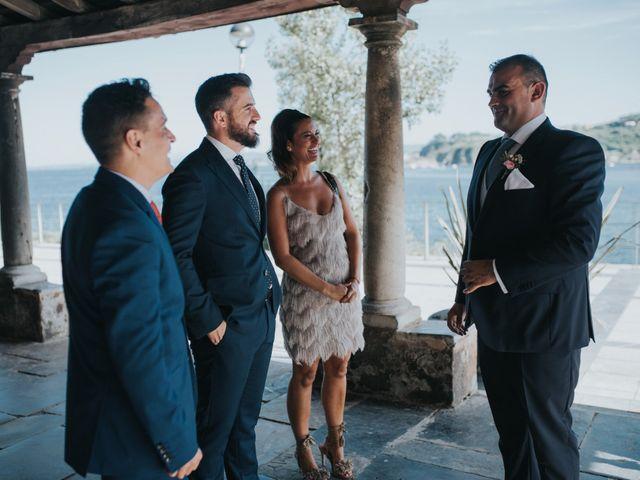 La boda de Victor y Isaura en Luanco, Asturias 3