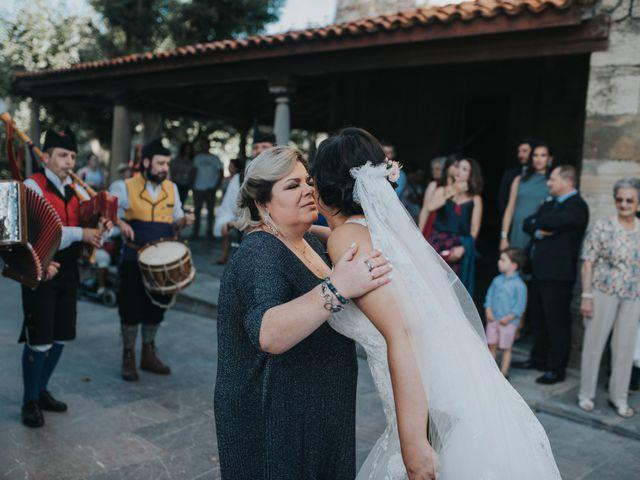 La boda de Victor y Isaura en Luanco, Asturias 35