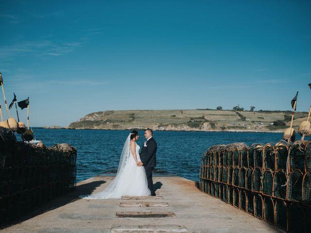 La boda de Victor y Isaura en Luanco, Asturias 39