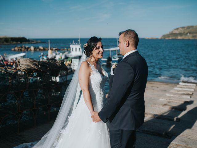 La boda de Victor y Isaura en Luanco, Asturias 40