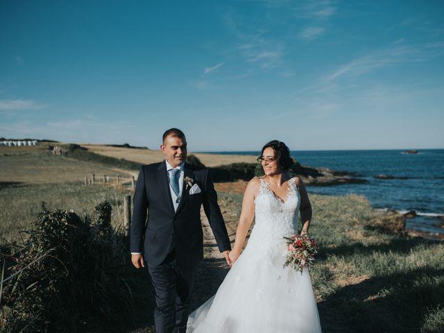 La boda de Victor y Isaura en Luanco, Asturias 50
