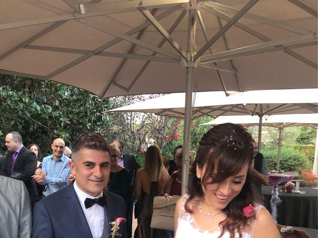 La boda de Pedro y Virginia en Palau De Plegamans, Barcelona 18