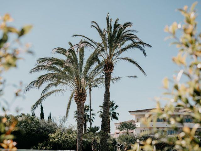 La boda de Toni y Estefania en Cambrils, Tarragona 16