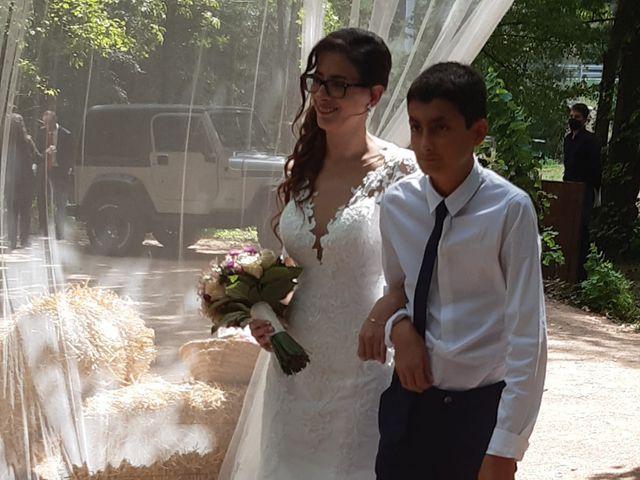 La boda de Eduardo y Patricia  en Sant Andreu De La Vola, Barcelona 4