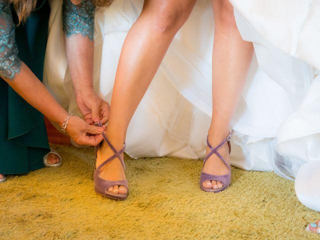 La boda de Quique y Cris en Nigran, Pontevedra 6