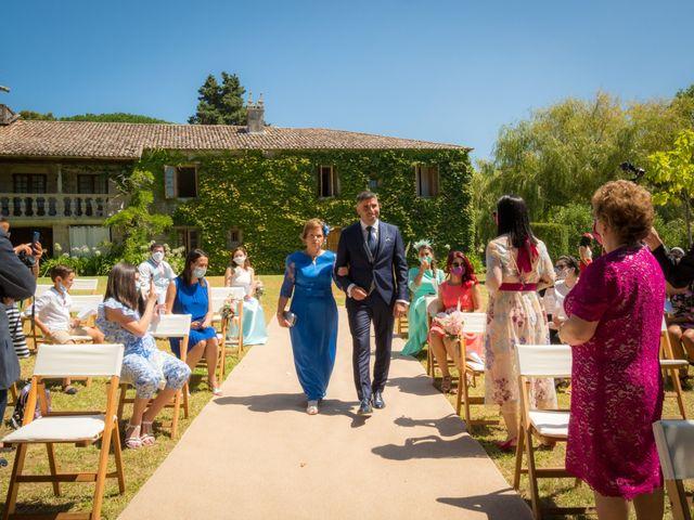 La boda de Quique y Cris en Nigran, Pontevedra 13