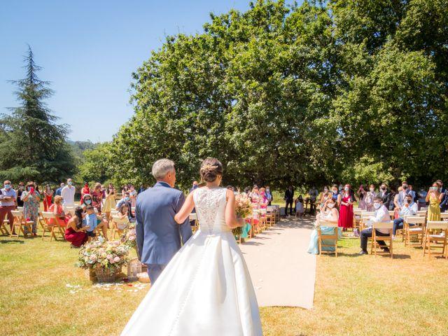 La boda de Quique y Cris en Nigran, Pontevedra 14