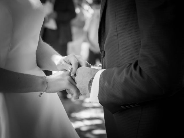 La boda de Quique y Cris en Nigran, Pontevedra 17