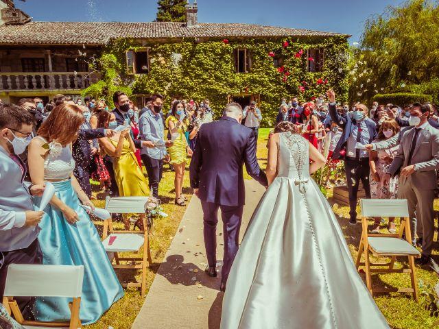 La boda de Quique y Cris en Nigran, Pontevedra 18
