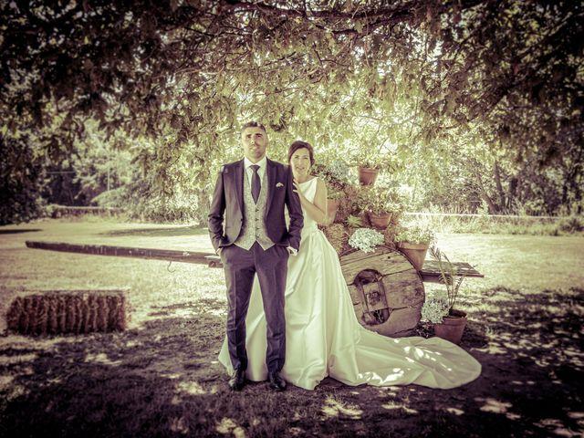 La boda de Quique y Cris en Nigran, Pontevedra 19