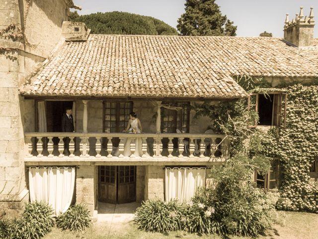 La boda de Quique y Cris en Nigran, Pontevedra 20