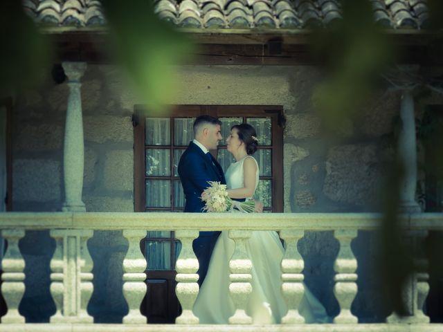 La boda de Quique y Cris en Nigran, Pontevedra 21