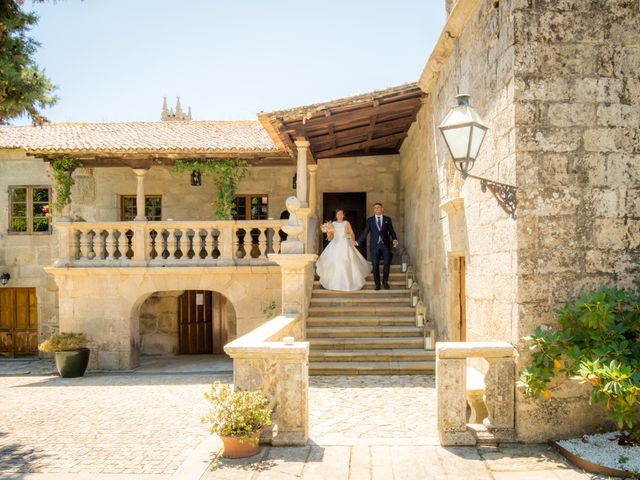 La boda de Quique y Cris en Nigran, Pontevedra 22