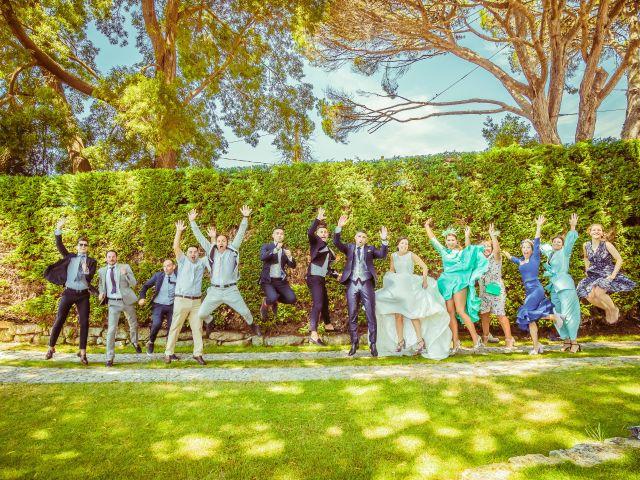 La boda de Quique y Cris en Nigran, Pontevedra 23