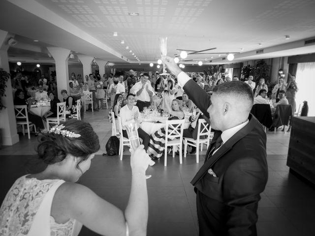 La boda de Quique y Cris en Nigran, Pontevedra 24