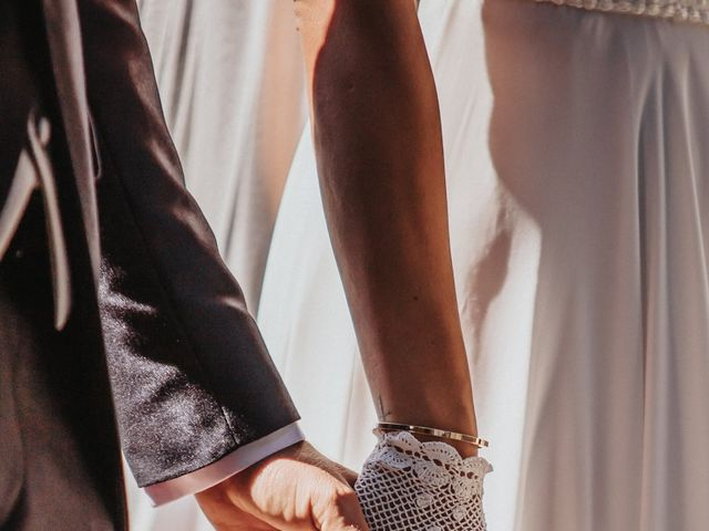 La boda de Filippo y Patricia en Calldetenes, Barcelona 33