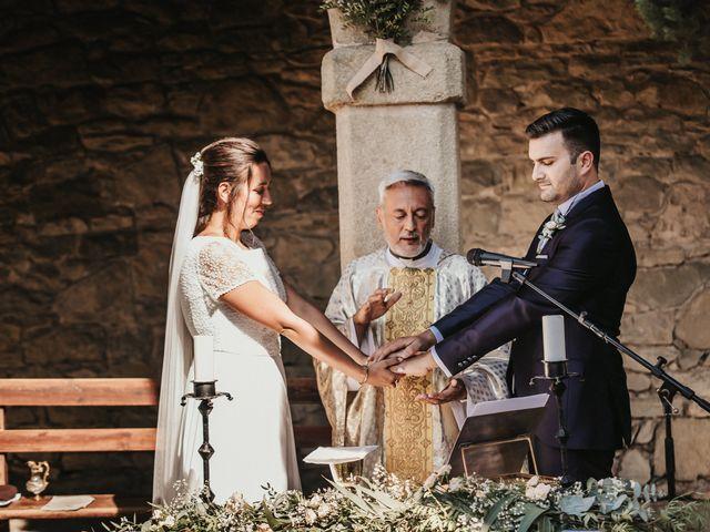 La boda de Filippo y Patricia en Calldetenes, Barcelona 34