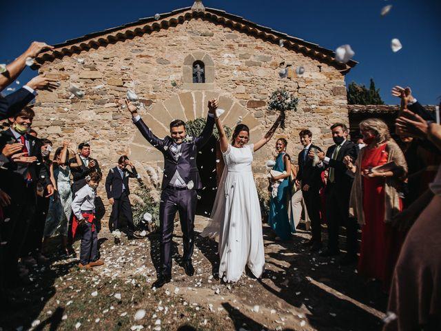 La boda de Filippo y Patricia en Roda De Ter, Barcelona 35