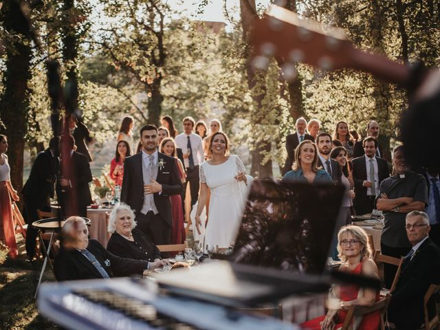 La boda de Filippo y Patricia en Calldetenes, Barcelona 40