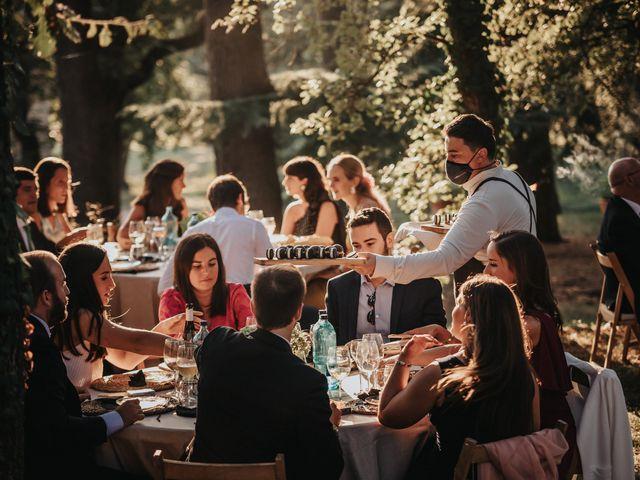 La boda de Filippo y Patricia en Calldetenes, Barcelona 42