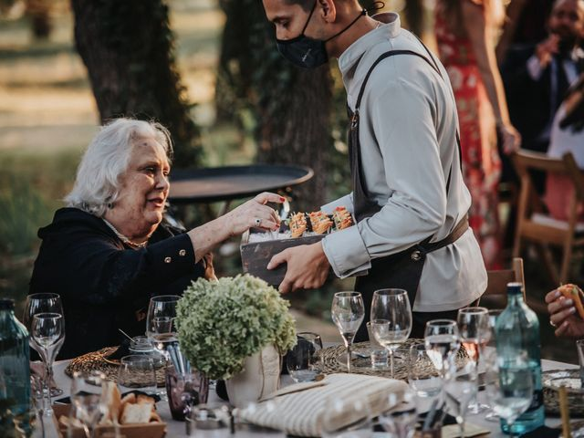 La boda de Filippo y Patricia en Calldetenes, Barcelona 44