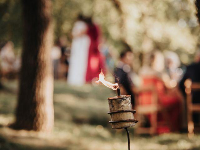 La boda de Filippo y Patricia en Calldetenes, Barcelona 45
