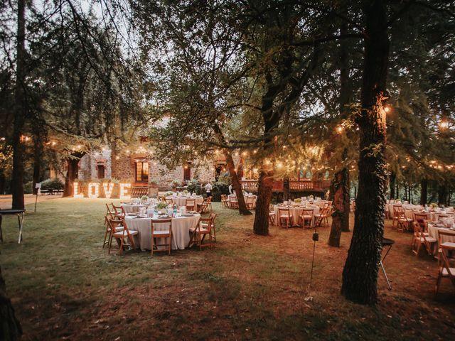 La boda de Filippo y Patricia en Calldetenes, Barcelona 46