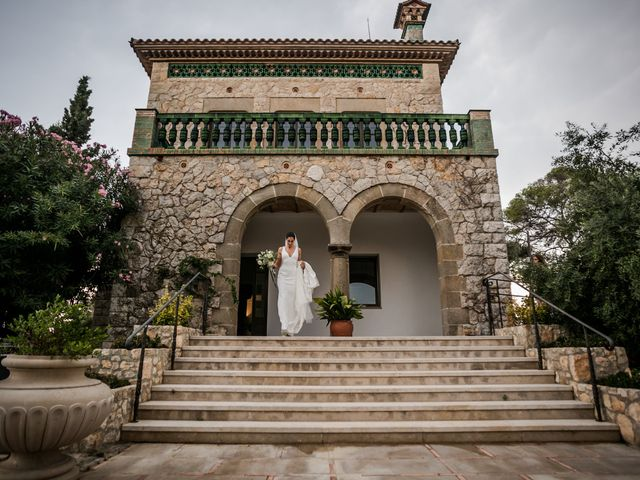 La boda de Maria y Hugo en Vilanova I La Geltru, Barcelona 11