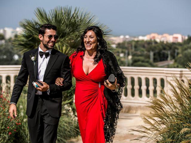 La boda de Maria y Hugo en Vilanova I La Geltru, Barcelona 12