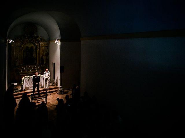 La boda de Maria y Hugo en Vilanova I La Geltru, Barcelona 18