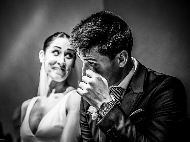 La boda de Maria y Hugo en Vilanova I La Geltru, Barcelona 25