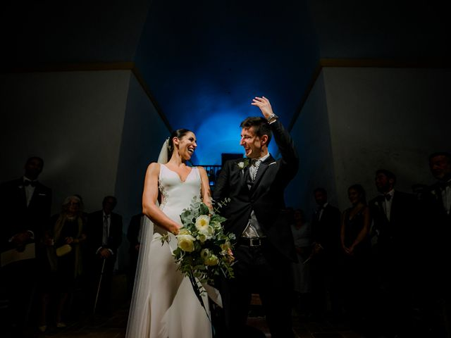 La boda de Maria y Hugo en Vilanova I La Geltru, Barcelona 27