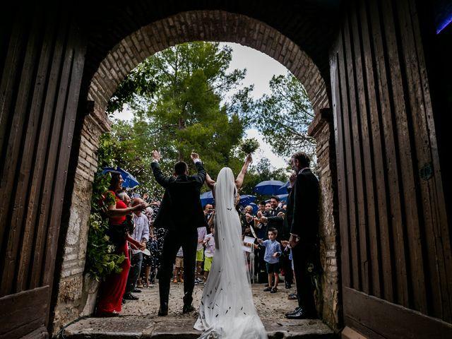 La boda de Maria y Hugo en Vilanova I La Geltru, Barcelona 31