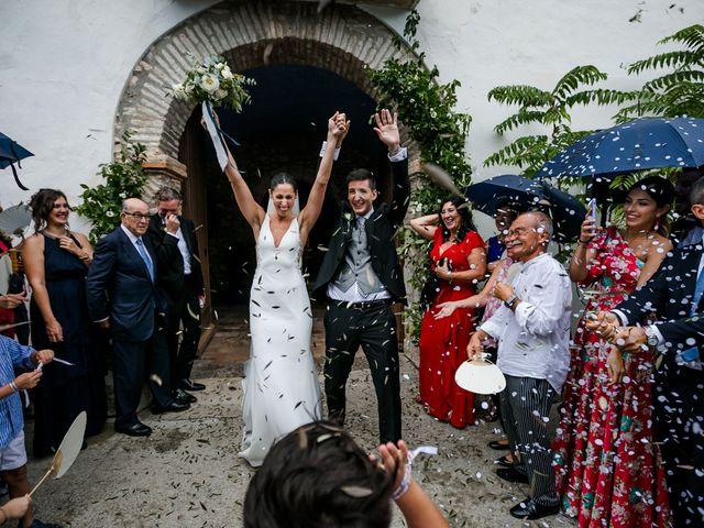La boda de Maria y Hugo en Vilanova I La Geltru, Barcelona 32