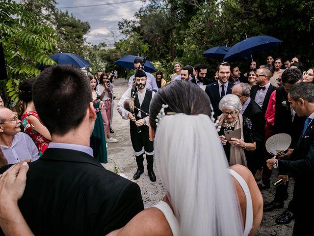La boda de Maria y Hugo en Vilanova I La Geltru, Barcelona 34