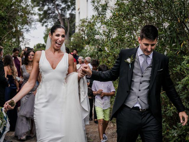 La boda de Maria y Hugo en Vilanova I La Geltru, Barcelona 37