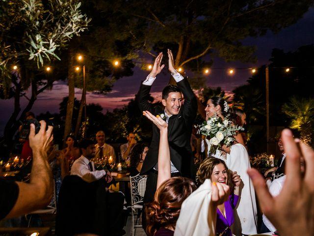 La boda de Maria y Hugo en Vilanova I La Geltru, Barcelona 61