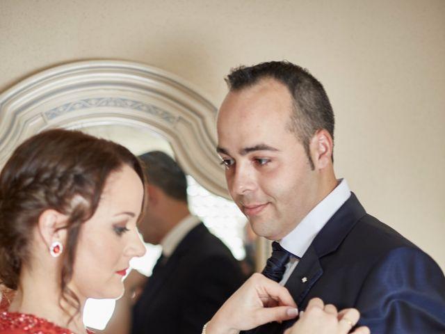 La boda de Pedro y Yazmina en Elx/elche, Alicante 7