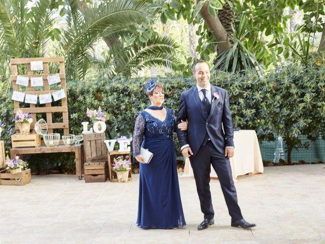 La boda de Pedro y Yazmina en Elx/elche, Alicante 19