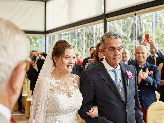 La boda de Pedro y Yazmina en Elx/elche, Alicante 21