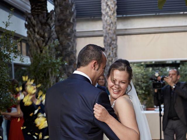 La boda de Pedro y Yazmina en Elx/elche, Alicante 25