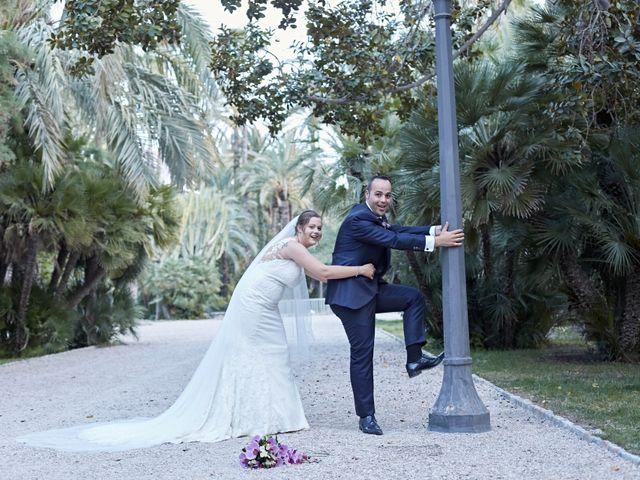 La boda de Pedro y Yazmina en Elx/elche, Alicante 27