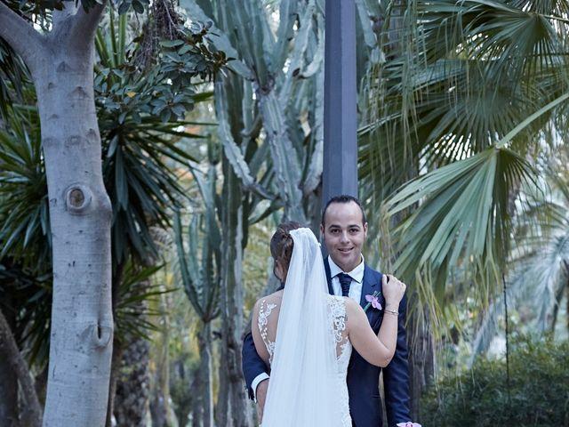 La boda de Pedro y Yazmina en Elx/elche, Alicante 28