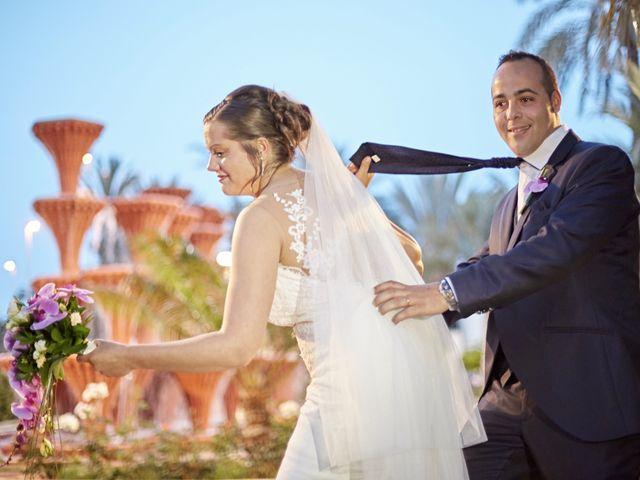 La boda de Pedro y Yazmina en Elx/elche, Alicante 30