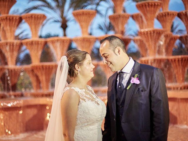 La boda de Pedro y Yazmina en Elx/elche, Alicante 31