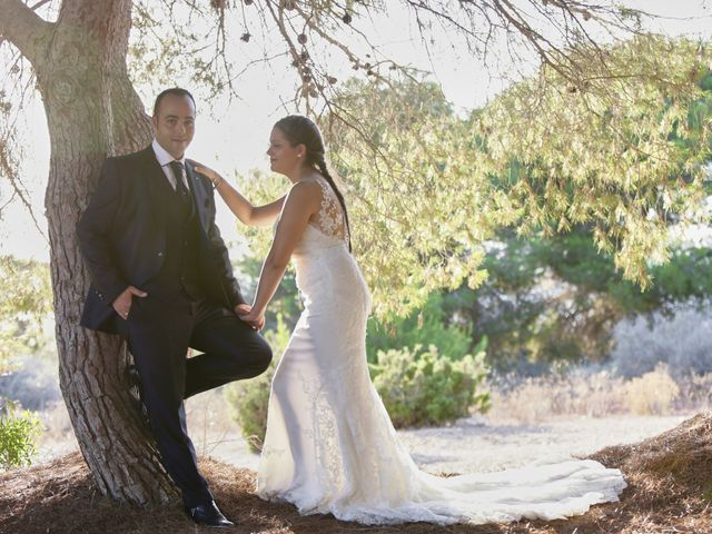 La boda de Pedro y Yazmina en Elx/elche, Alicante 46